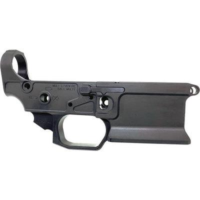 SHARPS BROS LLC SHARPS BROS. LIVEWIRE AMBI AR-15 STRIPPED LOWER BILLET UPC# 850869008088