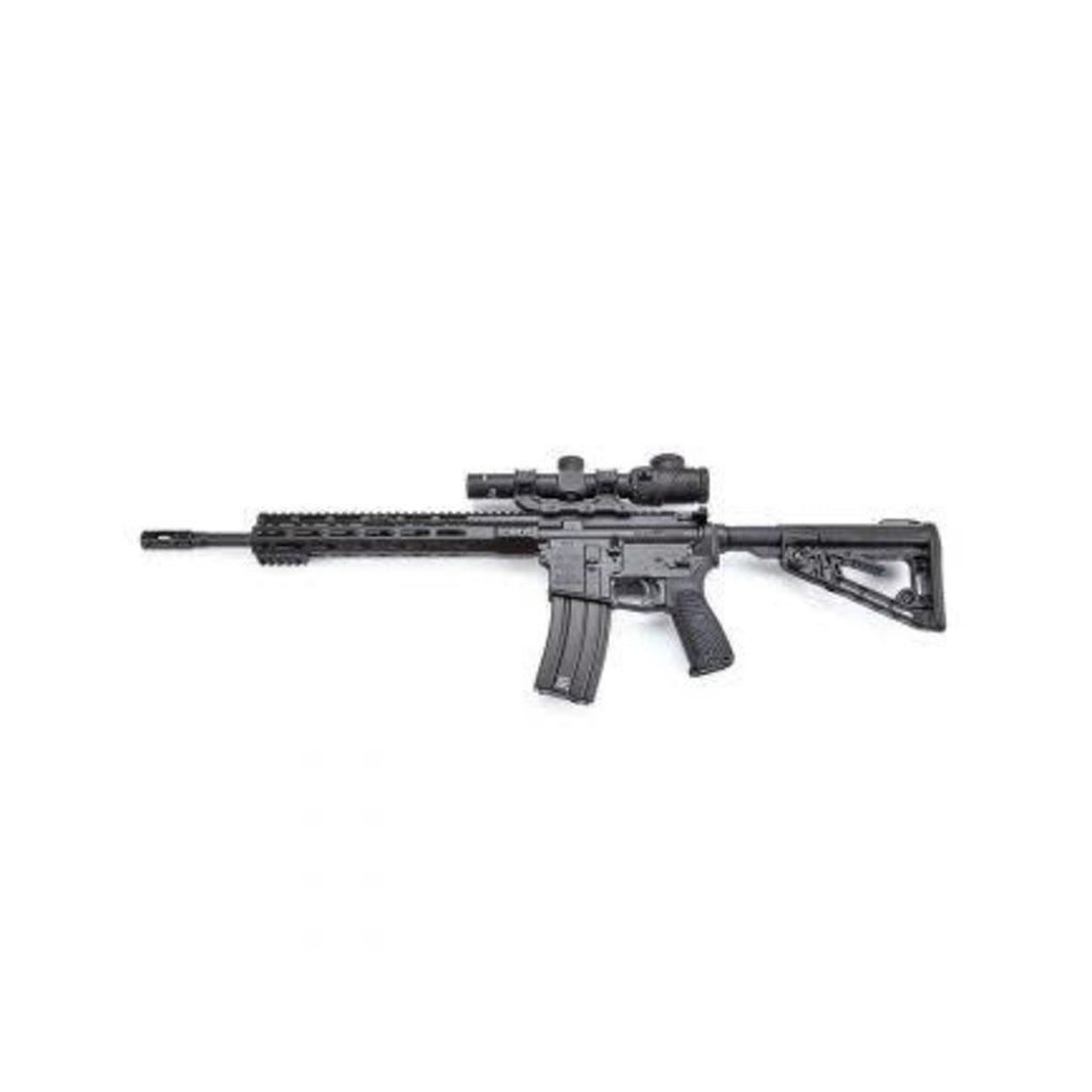 "Wilson Combat TRPC300HBL Protector Carbine 300 HAM'R 16.25"" 30+1 Black 6 Position Rogers Super-Stoc Stock"
