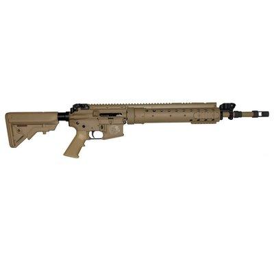 PRI PRECISION REFLEX INC Precision Reflex (PRI) Mark 12 Mod 0Gen III Rifle FDE w/ 1-7 twist B5 stock MFG# 07-55618SPR-RDD7X