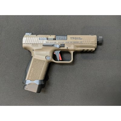 (Pre-Owned) CANIK TP9SF Combat, Unfired W/ all factory parts and case