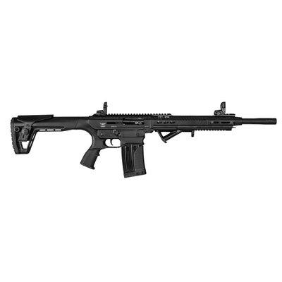 "Canyon Arms Canyon Arms, AR12 Semi-auto 12 GA 3"" 18.5 Barrel Black MFG# LND117 UPC# 850023353047"
