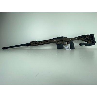 "Masterpiece Arms MasterPiece Arms (MPA) 6.5mm Caliber Curtis Bolt Action Rifle 26"" Match Grade Threaded Barrel MIDNIGHT BRONZE MFG # MPA65BA"