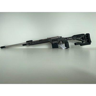 "Masterpiece Arms MPA PMR PRO BA Rifle 6.5MM Creedmoor 26"" barrel with switch lug, Tungsten"
