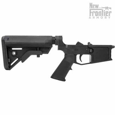 New Frontier Complete C-4 Lower — B5 MILSPEC Stock