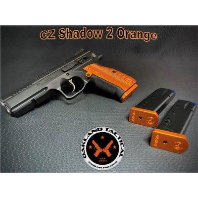 CZ-USA CZ Shadow 2 Orange 9mm 17rd 3 mags MFG# 7591249 UPC# 806703912493
