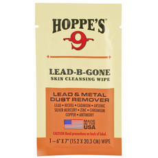 Hoppe's, Lead Be Gone, Wipes, 6 Count, MFG# LBG6, UPC# 026285001587