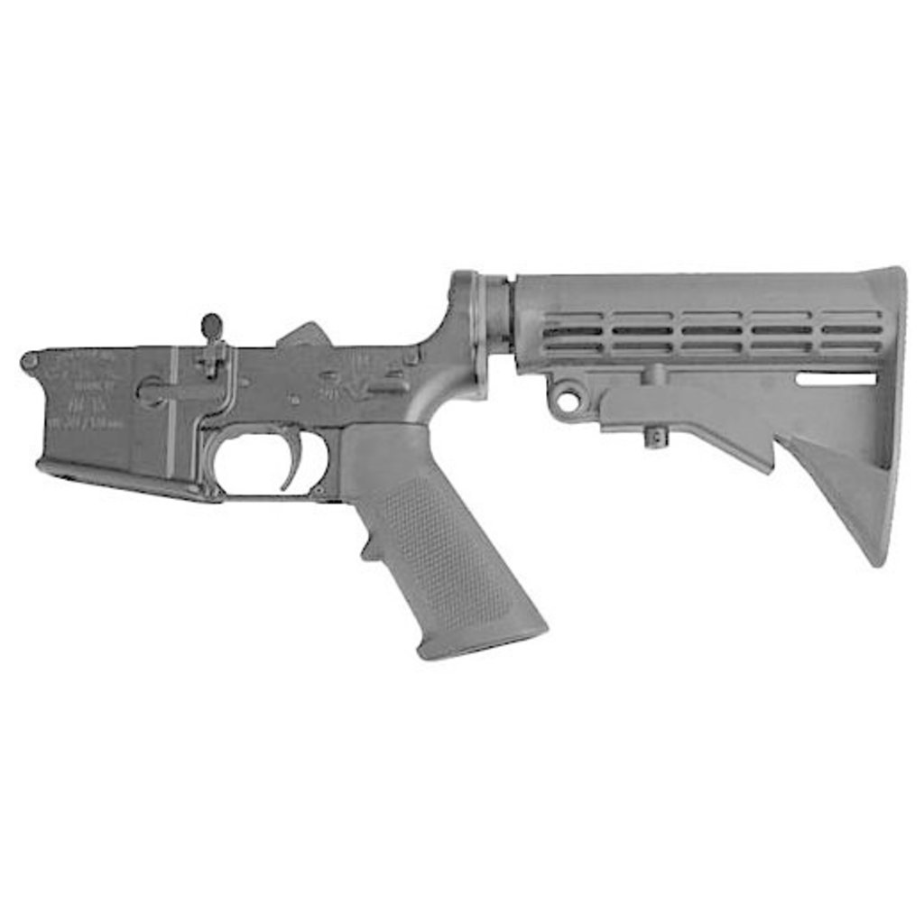 ANDERSON MFG. Anderson Complete Lower UPC# 784672106757
