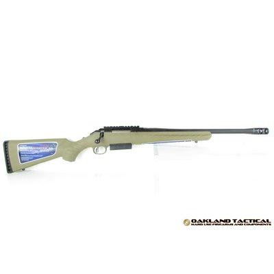 "Ruger Ruger American Rifle Ranch 16.12"" Barrel .450 Bushmaster Flat Dark Earth MFG# 16950 UPC# 736676169504"