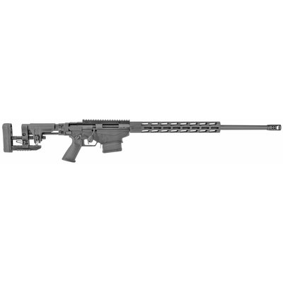 """Ruger Ruger Precision Rifle 6.5CRD 24"""" 10RD MFG# 18029 UPC# 736676180295"""