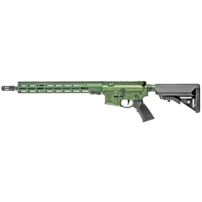 "Geissele Automatics GEISSELE SUPER DUTY RIFLE 5.56mm  16"" Green MFG# 08-188-40G   UPC# 817953028483"