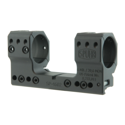 Spuhr Spuhr Unimount 34mm 6MIL/20.6 MOA Height 38mm/1.5 Length 121 mm/4.76 MFG# SP-4602