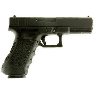 """Glock G17 Gen3 9mm Luger 4.48"""" 17+1 UPC# 764503001093"""