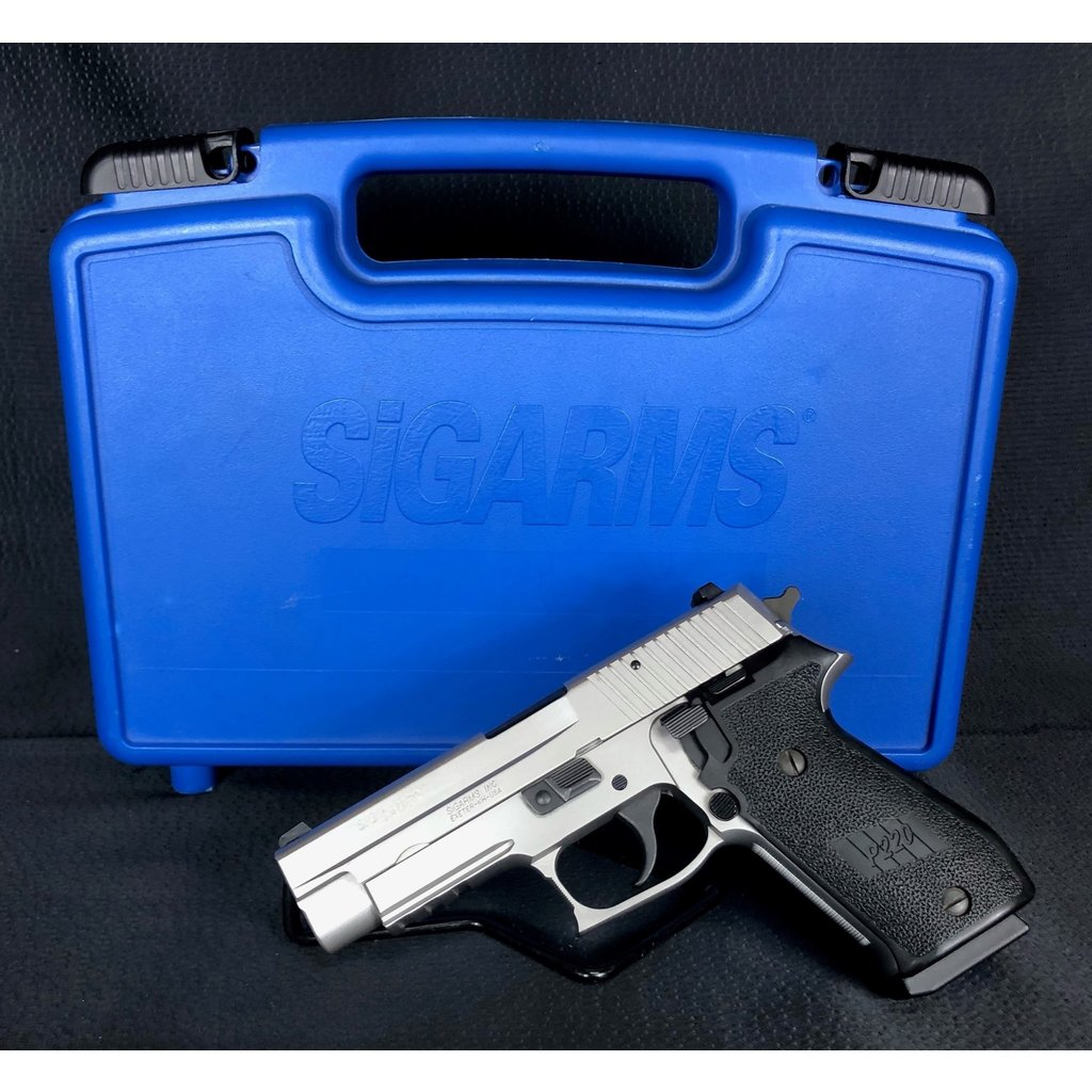 Sig Sauer (Pre-owned) Sig Sauer P220 ST 45ACP W/Factory Case and 2 mags