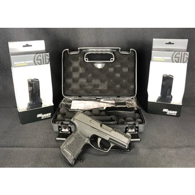 Sig Sauer (Pre-Owned) Sig Sauer P365 w/two 10rd & 12rd mags