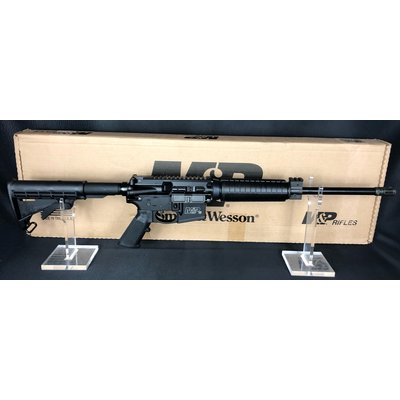 Smith & Wesson (Pre-owned) Smith & Wesson M&P Sport II AR-15 556 Nato