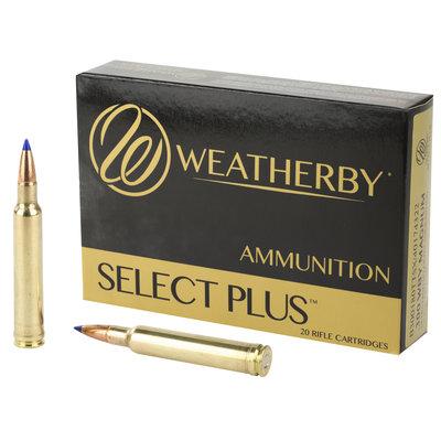 Weatherby Select Plus 300 Weatherby Magnum 180 Gr. Barnes MFG# B300180TTSX UPC # 747115425099MFG# B300180TTSX UPC# 747115425099