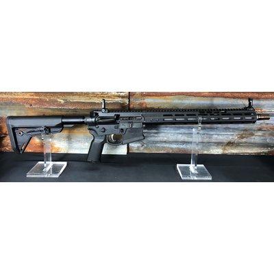 "Noveske Noveske, Gen 4, Semi-automatic, AR, 223REM/556NATO, 16"" Barrel, Q Cherry Bomb Muzzle Brake, NSR-15 M-LOK Handguard, Black, Ambidextrous Selector and Bolt Catch, 30Rd"