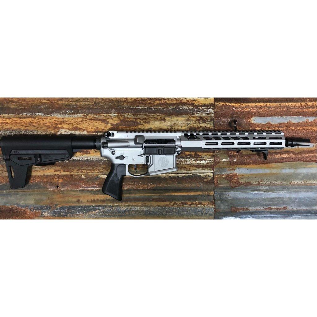 "Sig Sauer Sig Sauer M400 Switchblade 5.56x45mm NATO 11.50"" 30+1 Titanium Elite Cerakote UPC# 798682656591"
