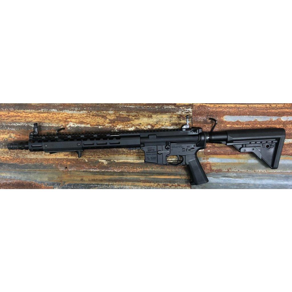 "Griffin Armament GRIFFIN ARMAMENT MK1 PATROL BLK MK1 Patrol Carbine 5.56x45mm NATO 14.50"" 30+1 Black Anodized MFG# 120571 UPC# 791154082690"