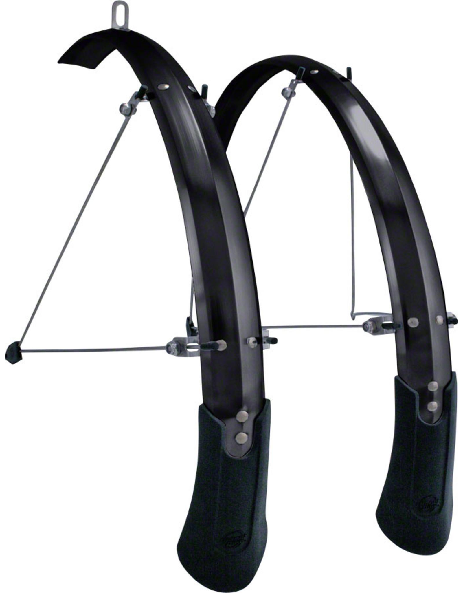Planet Bike ALX Cascadia Fender-Black