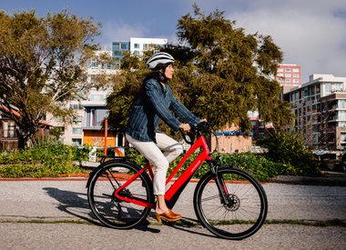 E-Comfort Bikes