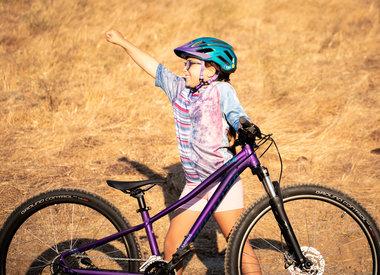 Hardtail Mountain + Youth Bikes