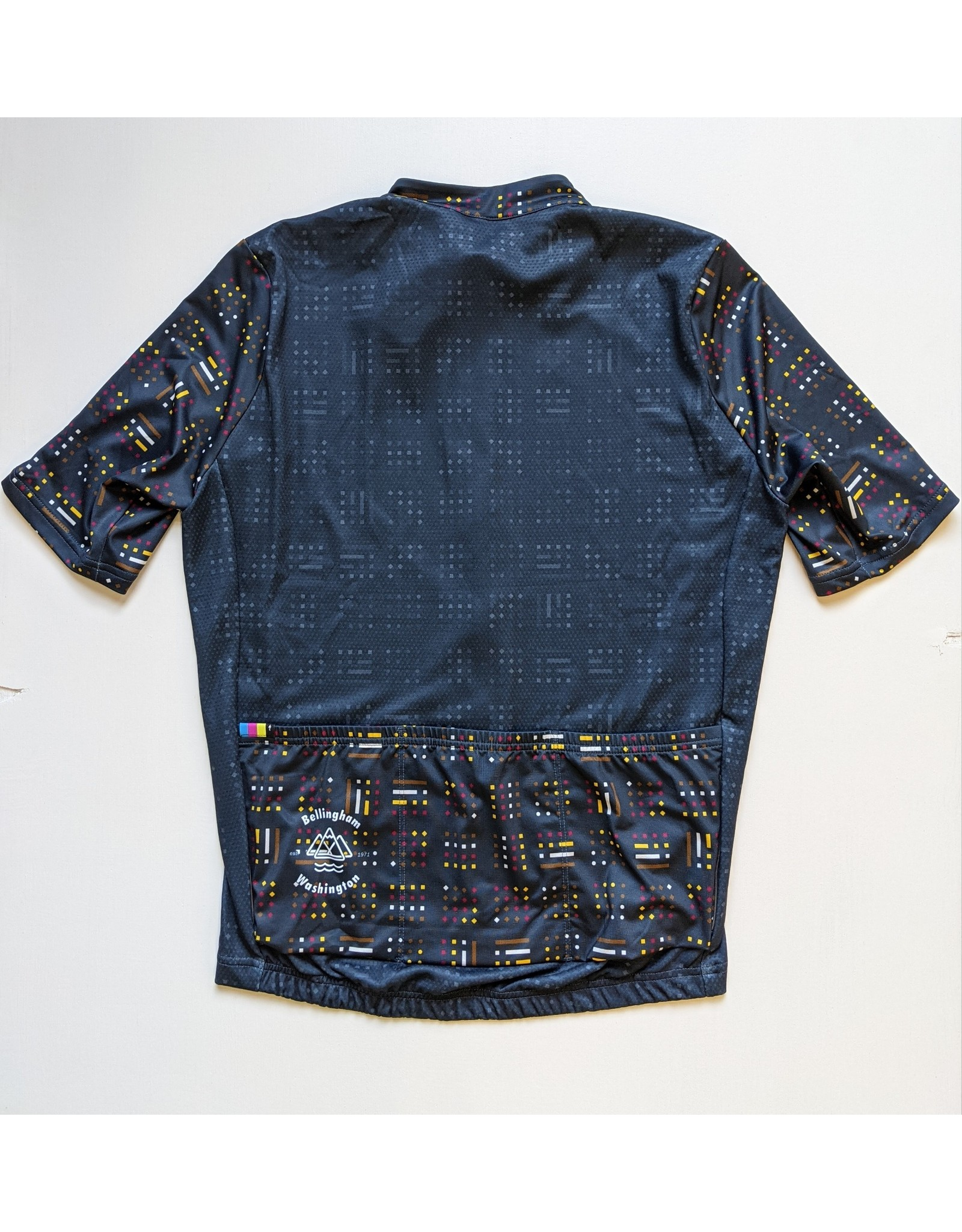 Specialized Fairhaven Bicycles Jersey -Trifecta Print