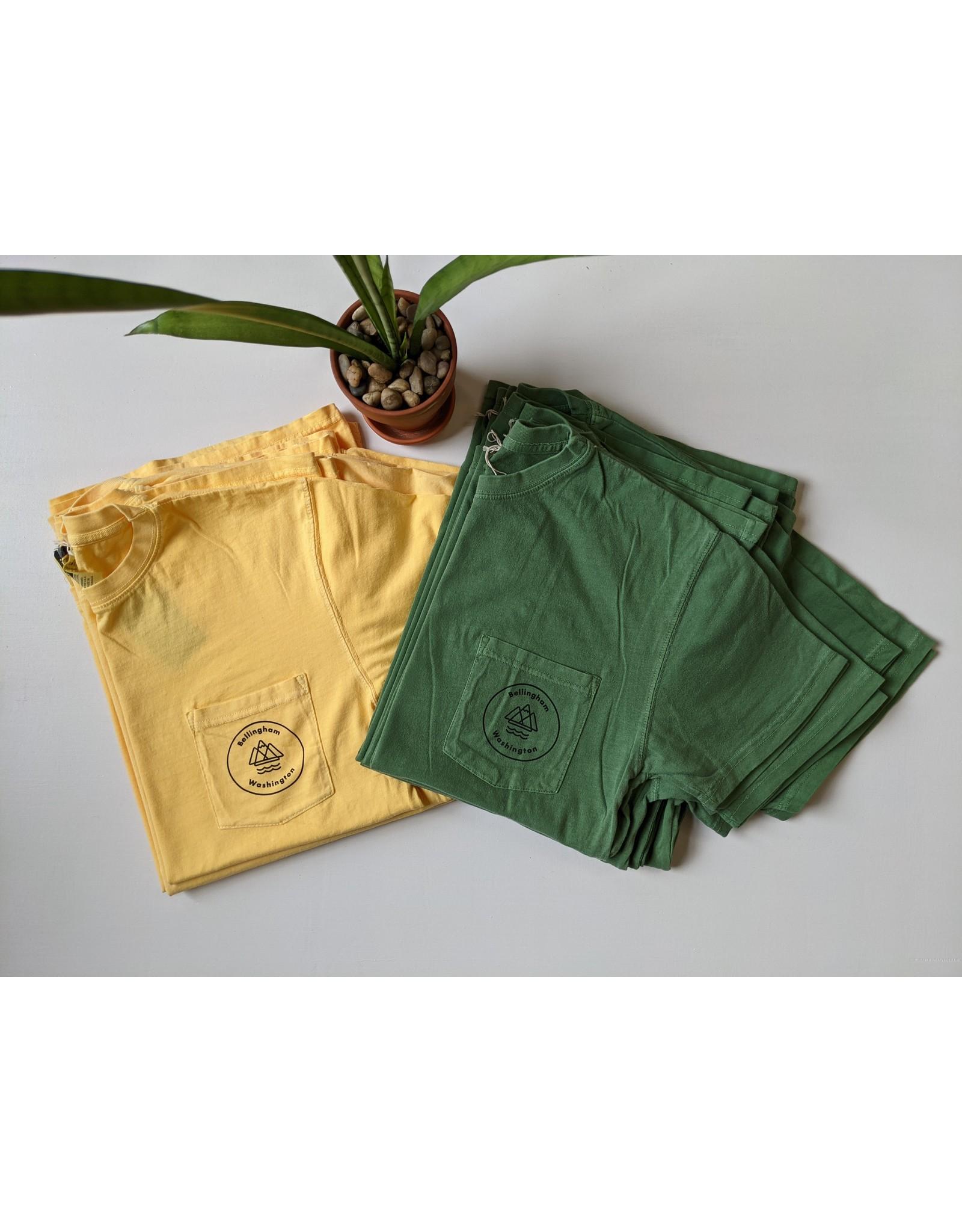 District T Fairhaven Pocket T-Shirt