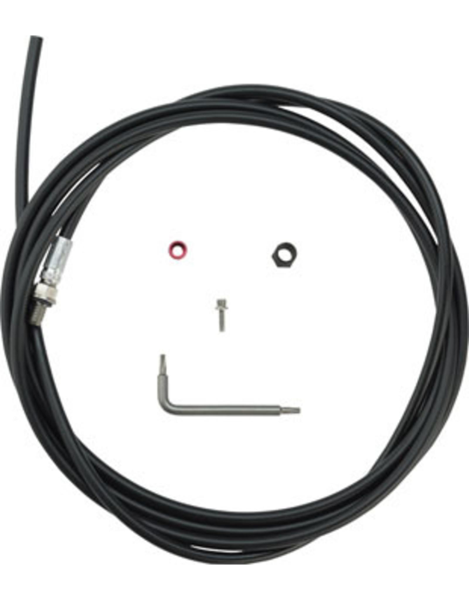 Avid Hydraulic Line Kit Black 2M