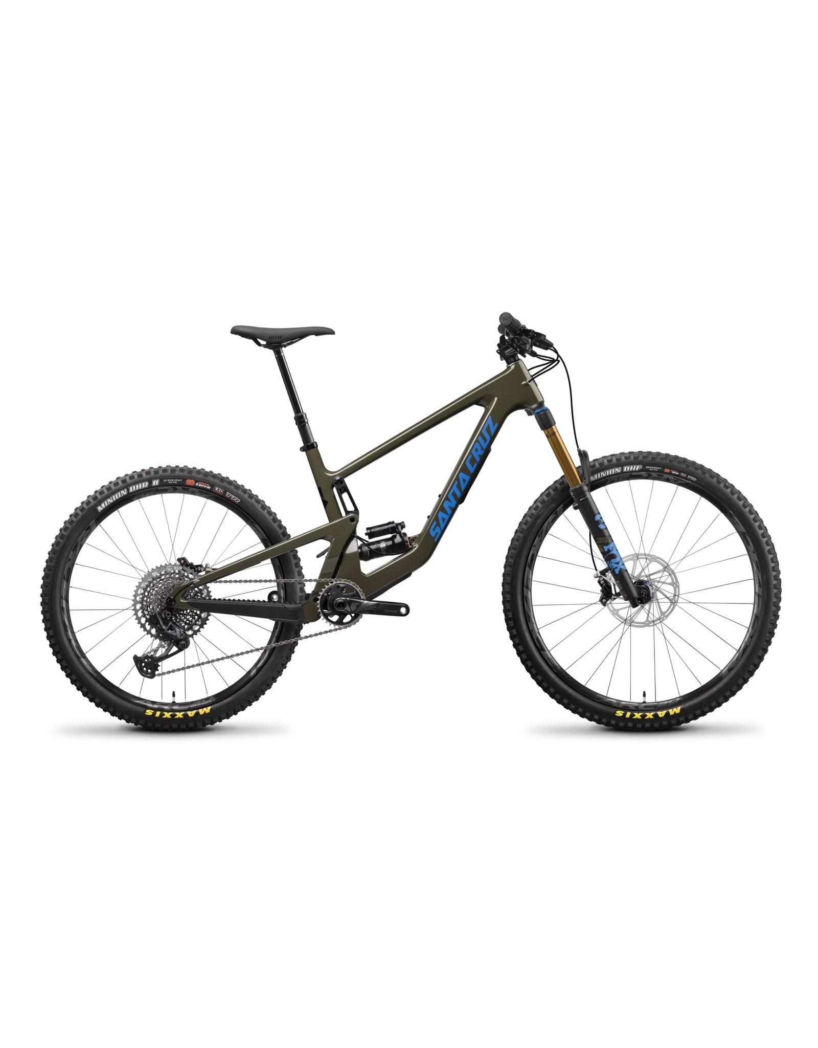 Santa Cruz 2022 Bronson X01 Kit