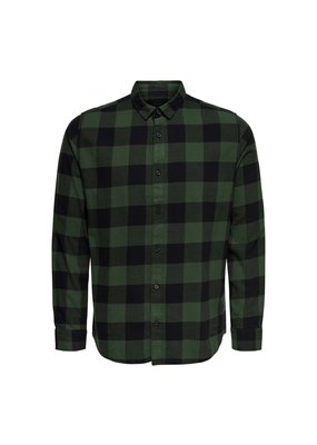 Only&Sons ONSGUDMUND LS CHECKED SHIRT