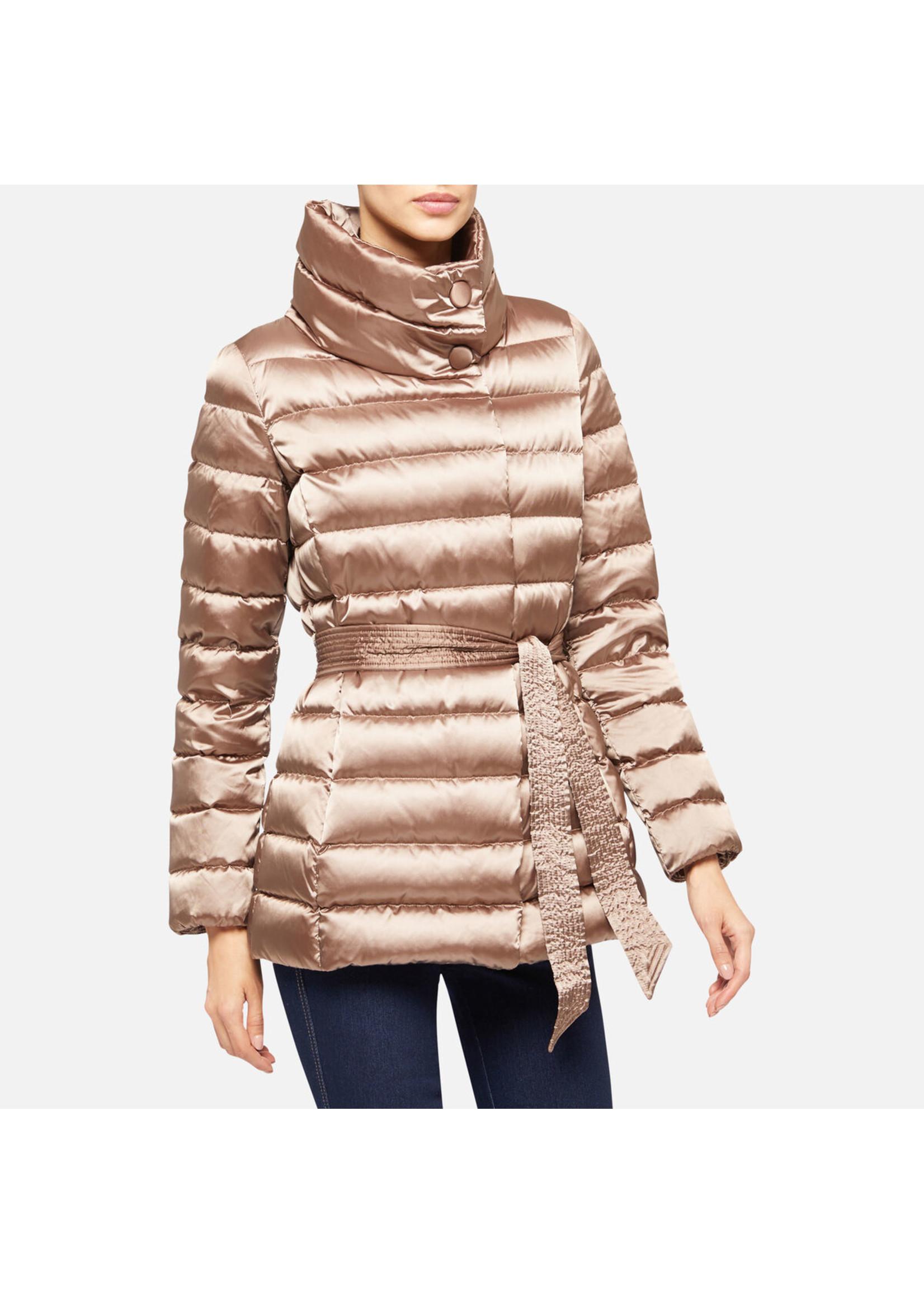 Geox Respira Chloo Mid Coat