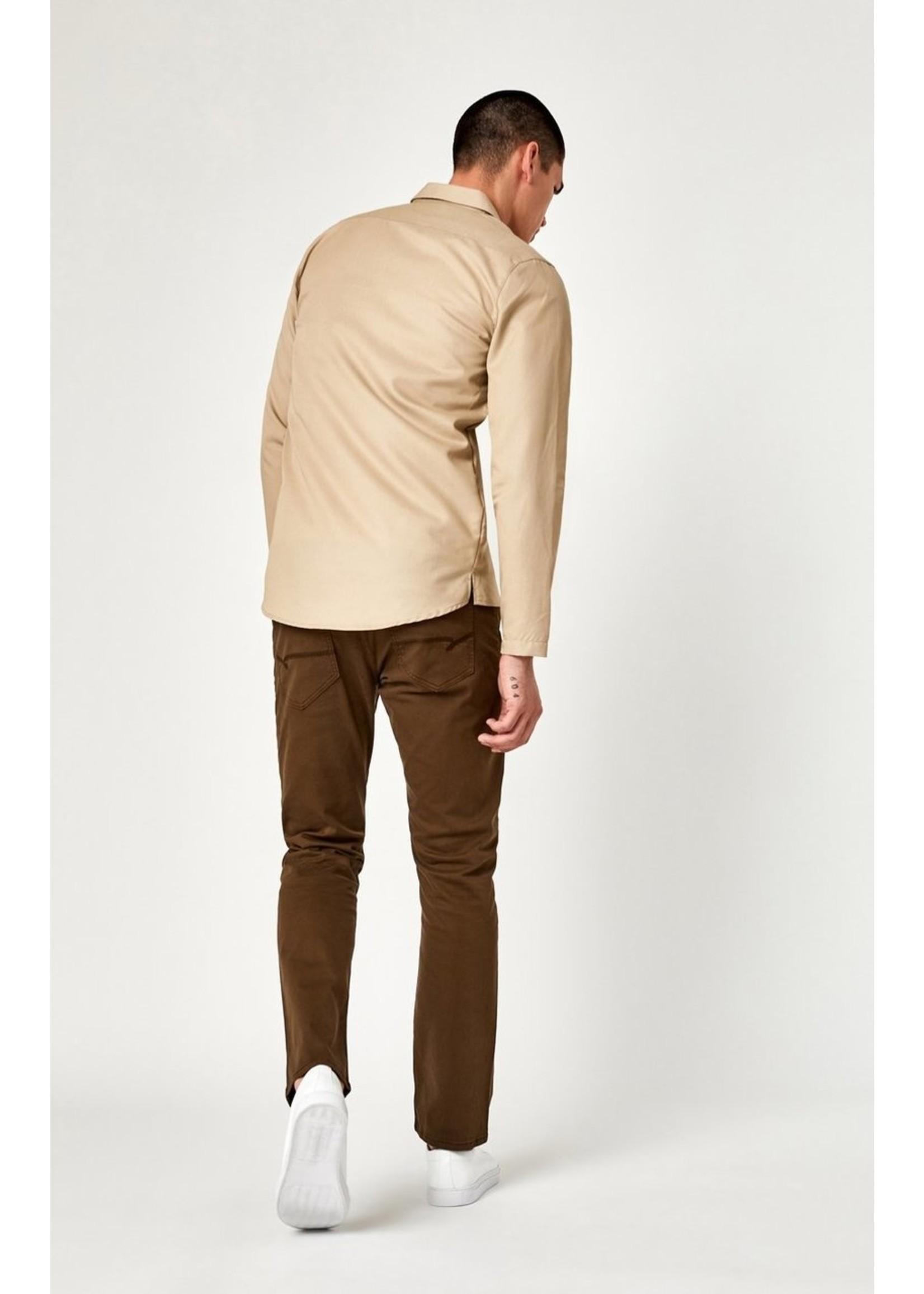 Mavi Jeans Marcus Brown Twill