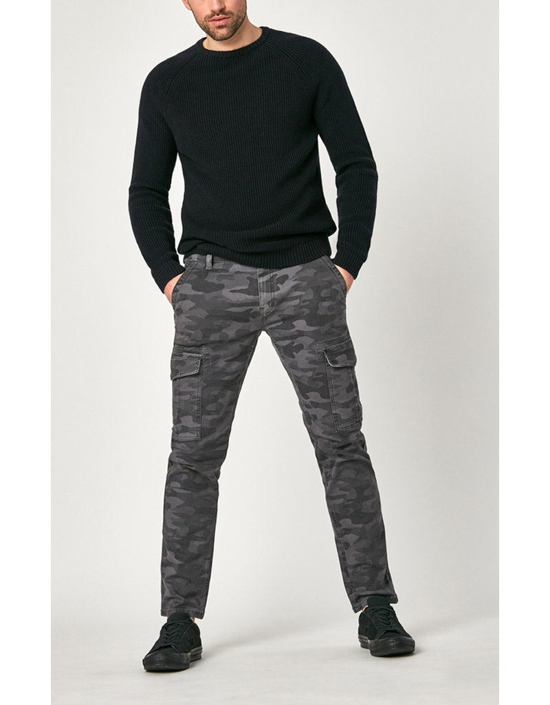Mavi Jeans Marcus Cargo Grey Camo