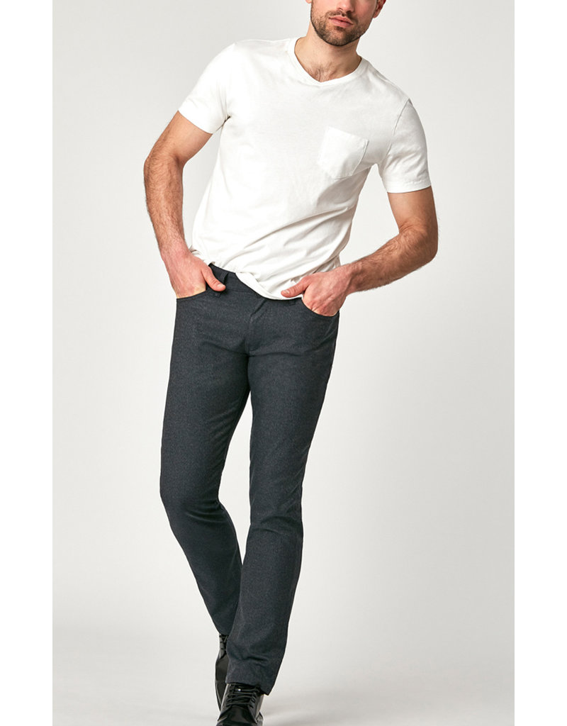 Mavi Jeans Marcus Charcoal Feather Tweed