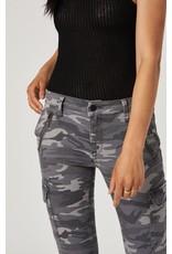Mavi Jeans Juliette Grey Camo