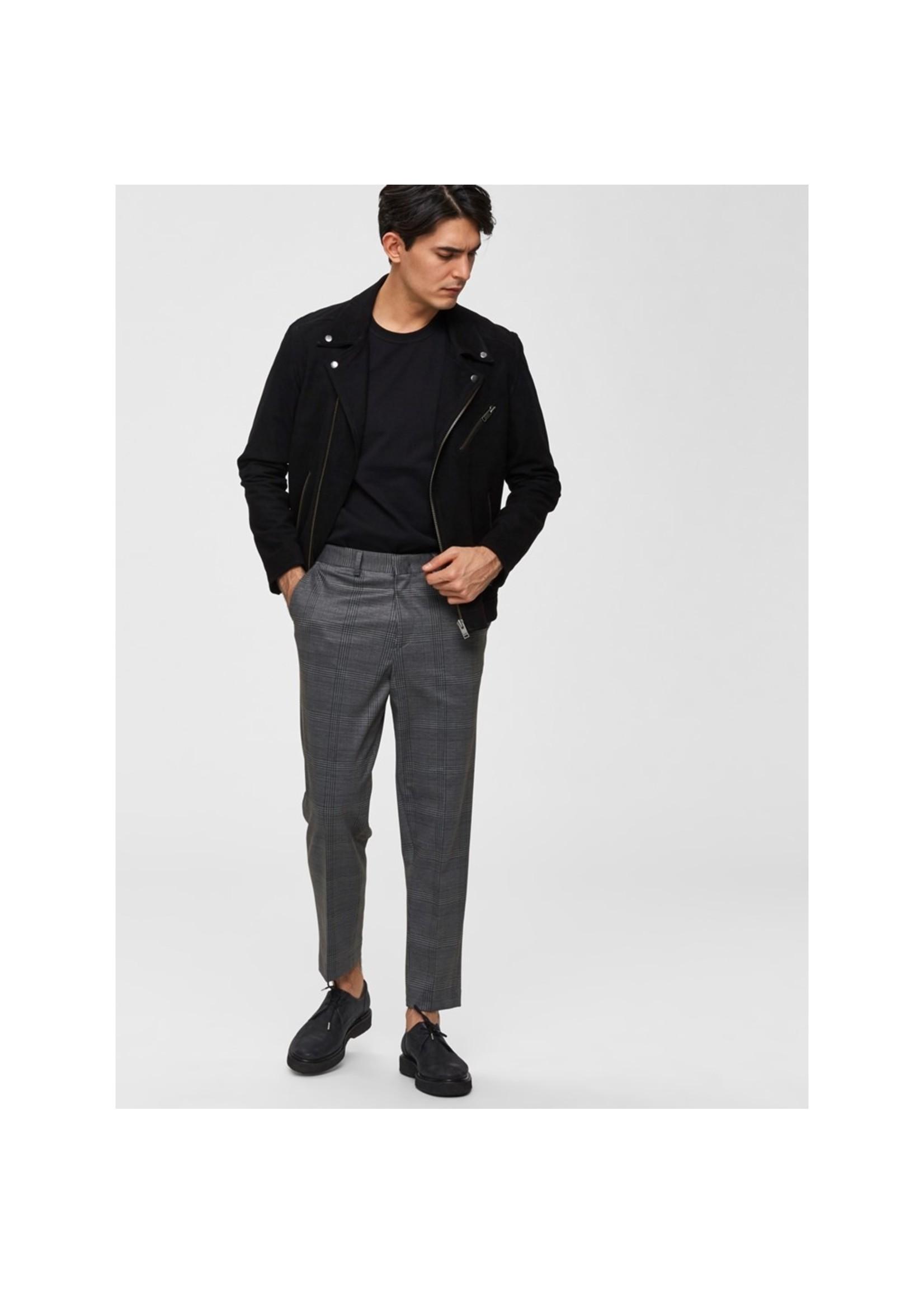 Selected Homme Jersey Crop Pants