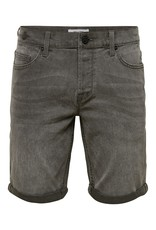 ONLY & SONS ONSPLY  LIFE SLIM GREY PK 5141