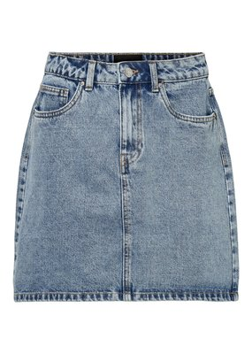 Vero Moda VMKATE HR S DENIM SKIRT MIX GA CI