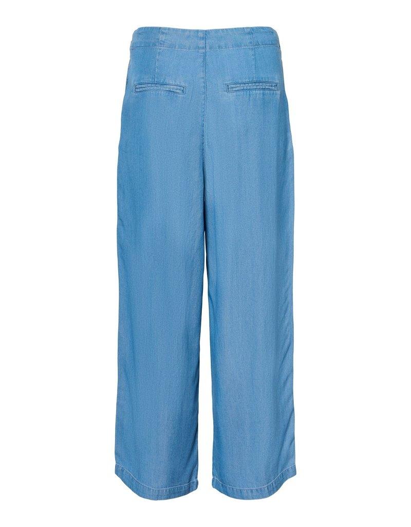 Vero Moda VMLAURA HR Loose Knot Belt Ankle Pant GA