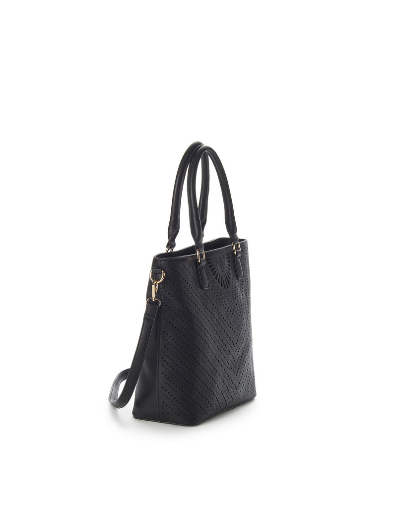 Jeane&Jax Stacy - Perforated Tote
