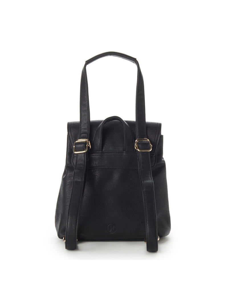 Jeane&Jax Sabrina - Button Snap Backpack