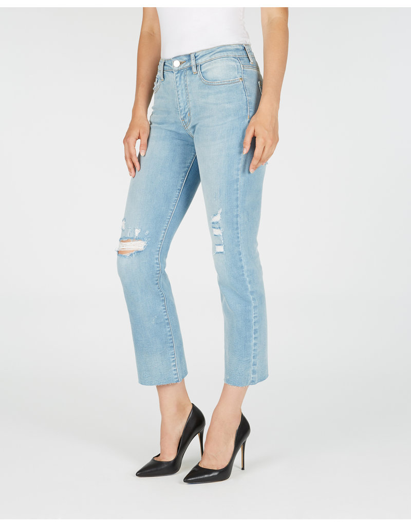 Numero Brands Phoenix High Rise Straight Crop