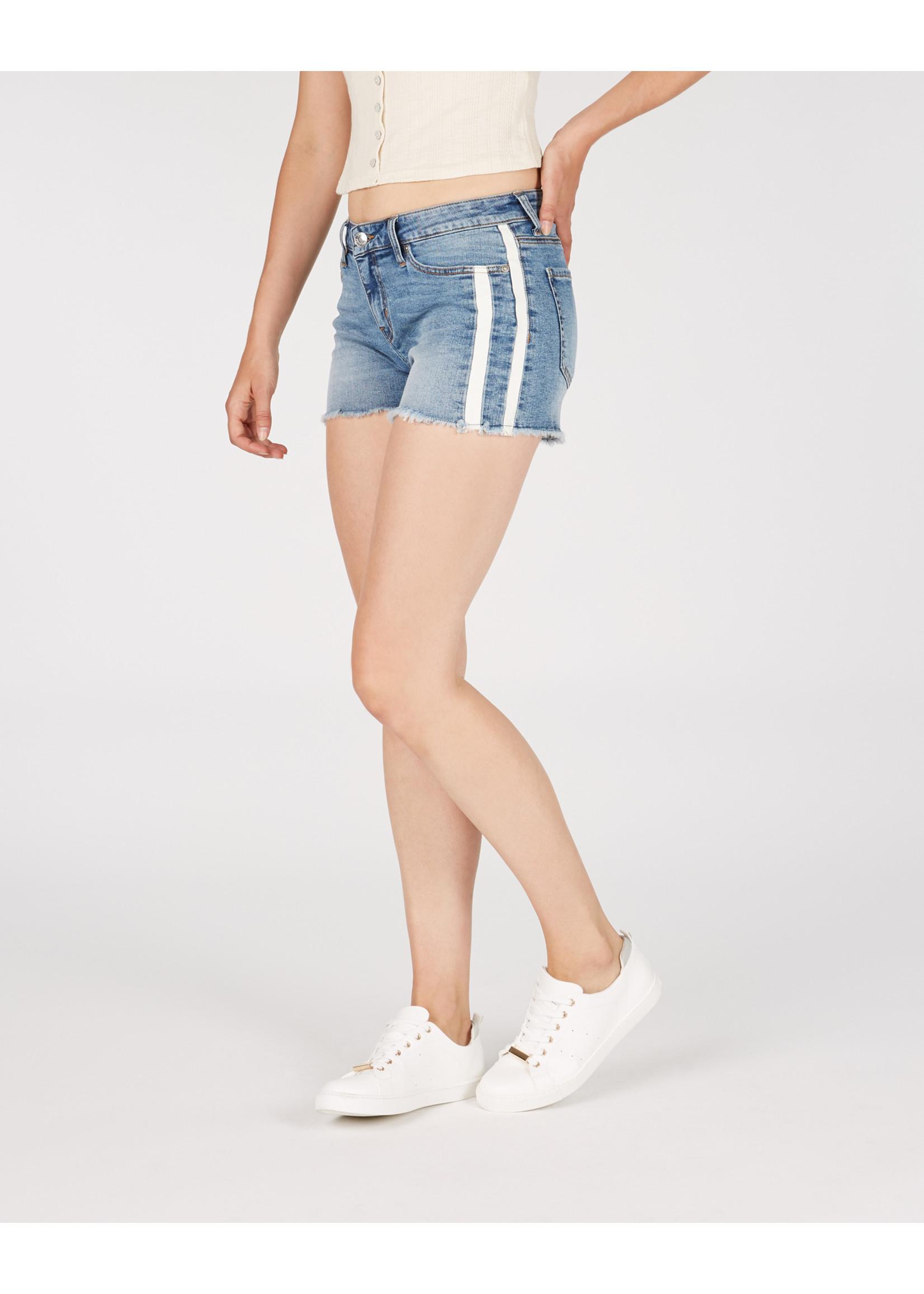 Numero Brands Lola Short - Mid Rise - Fray Hem