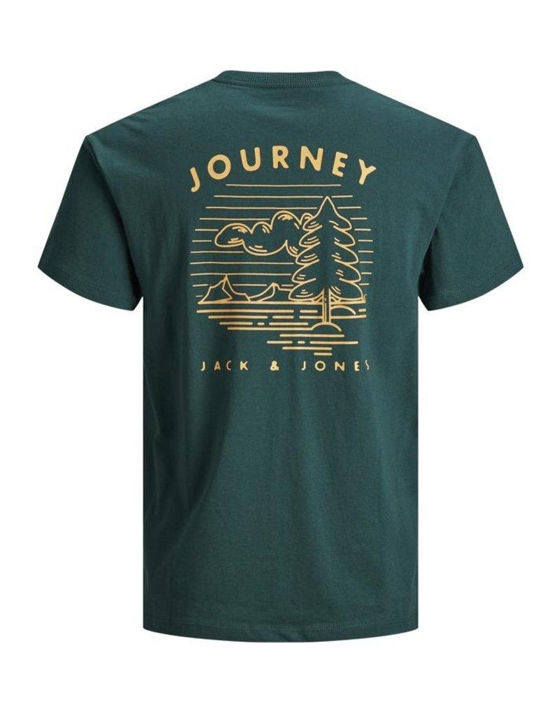 Jack&Jones JORCLASSICA Hiking Print Tee