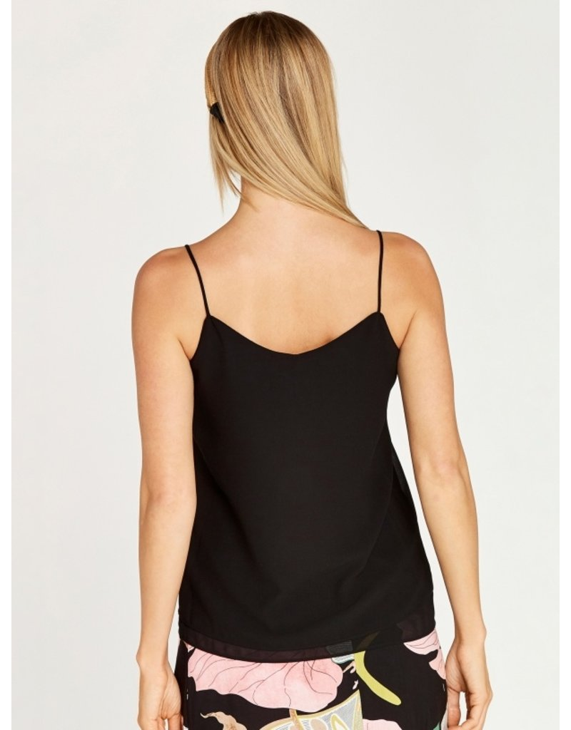 Apricot Double Layer Cami Top
