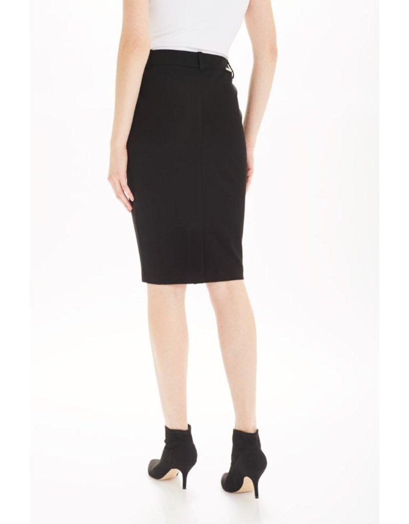 I Love Tyler Madison Faux Trouser Skirt