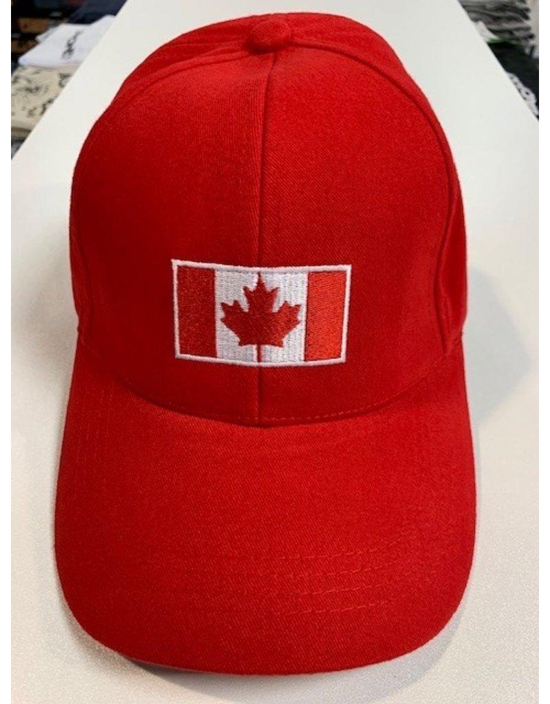 Canadian Flag Cap