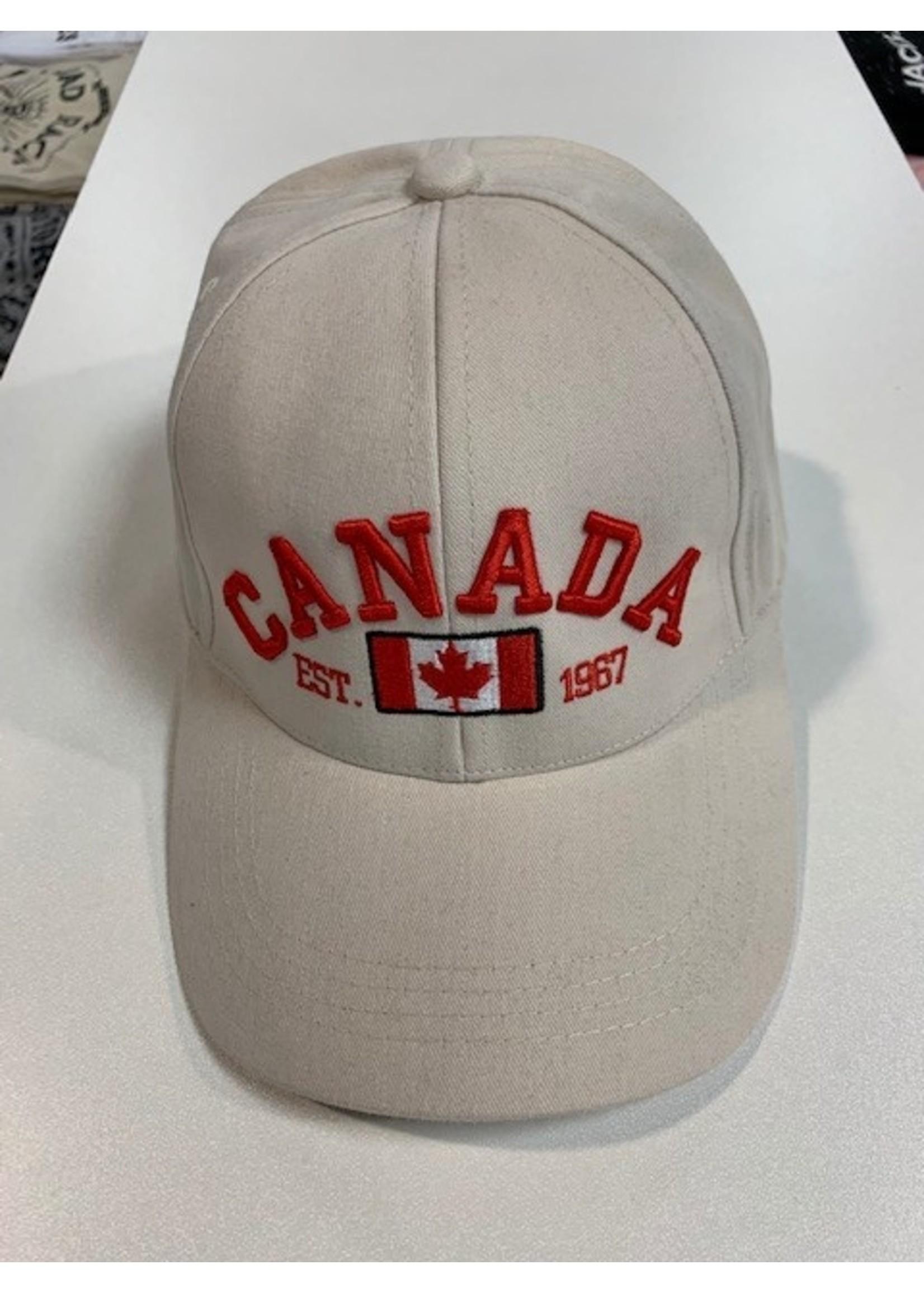 Canada Flag 1967 Cap