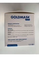 50PCS Kids Disposable Face Mask 4 Layers